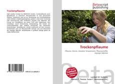 Trockenpflaume kitap kapağı
