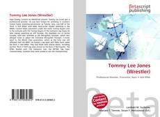 Bookcover of Tommy Lee Jones (Wrestler)
