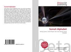 Somali Alphabet的封面