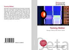 Buchcover von Tommy Maher