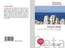 Victoria (Ship) kitap kapağı