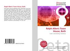 Portada del libro de Ralph Allen's Town House, Bath