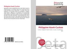 Capa do livro de Philippine Hawk-Cuckoo