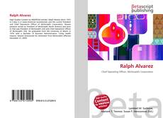 Bookcover of Ralph Alvarez