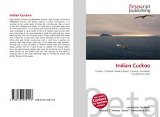 Portada del libro de Indian Cuckoo