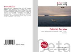 Bookcover of Oriental Cuckoo