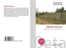 Buchcover von Alberto Adriano
