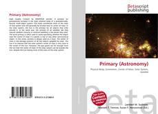 Copertina di Primary (Astronomy)