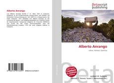 Capa do livro de Alberto Anrango