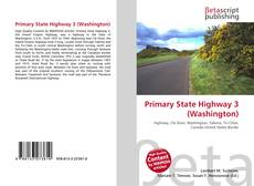 Primary State Highway 3 (Washington) kitap kapağı