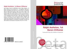 Ralph Assheton, 1st Baron Clitheroe的封面