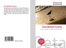 Bookcover of Grey-Bellied Cuckoo