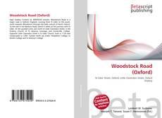 Обложка Woodstock Road (Oxford)