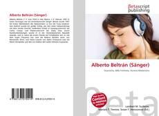 Portada del libro de Alberto Beltrán (Sänger)