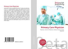 Couverture de Primary Care Physician