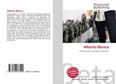 Bookcover of Alberto Blanco