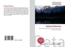 Portada del libro de Nahuel Moreno