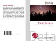 Portada del libro de Primary Inversion