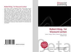 Buchcover von Robert King, 1st Viscount Lorton