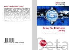 Buchcover von Binary File Descriptor Library