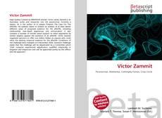 Bookcover of Victor Zammit