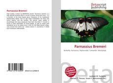 Bookcover of Parnassius Bremeri