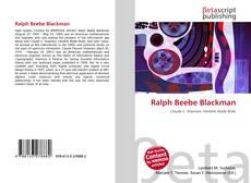 Ralph Beebe Blackman kitap kapağı
