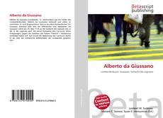 Alberto da Giussano kitap kapağı