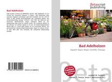 Bad Adelholzen kitap kapağı