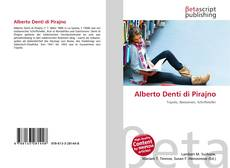 Bookcover of Alberto Denti di Pirajno