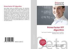 Capa do livro de Prime-Factor FFT Algorithm