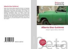 Bookcover of Alberto Díaz Gutiérrez