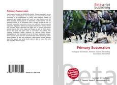 Bookcover of Primary Succession