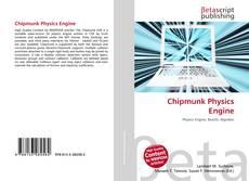 Chipmunk Physics Engine的封面