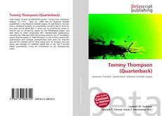 Tommy Thompson (Quarterback) kitap kapağı
