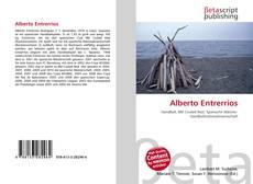 Bookcover of Alberto Entrerríos