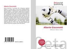 Bookcover of Alberto Giacometti