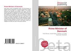Prime Minister of Denmark kitap kapağı