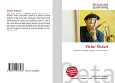 Victor Victori kitap kapağı