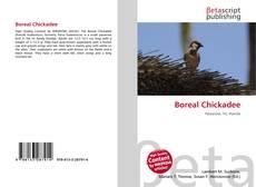 Boreal Chickadee kitap kapağı