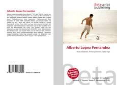 Portada del libro de Alberto Lopez Fernandez