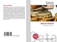 Buchcover von Alberto Madrid
