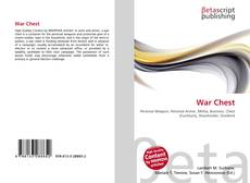 War Chest kitap kapağı
