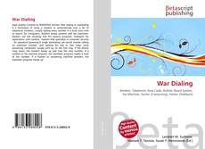 Bookcover of War Dialing