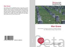 Bookcover of War Grave