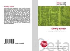 Bookcover of Tommy Tanzer