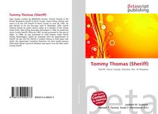 Bookcover of Tommy Thomas (Sheriff)