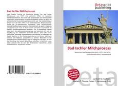 Bad Ischler Milchprozess的封面