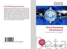 Portada del libro de Direct Rendering Infrastructure