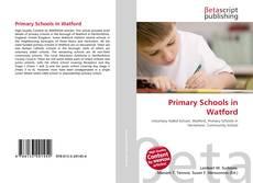 Couverture de Primary Schools in Watford